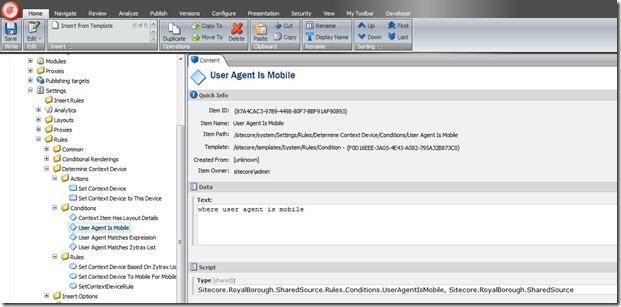 sitecore_contextdevice_condition_edituseragentismobile